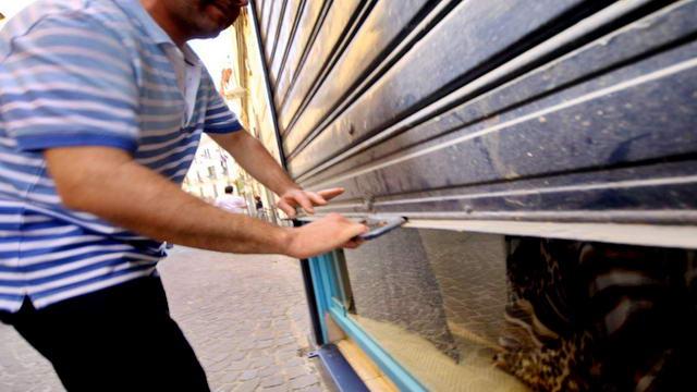 В Турине закрывают магазины один за другим - Коммерсанты в