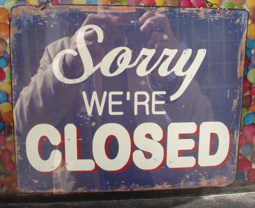 В Италии участились случаи закрытия магазинов