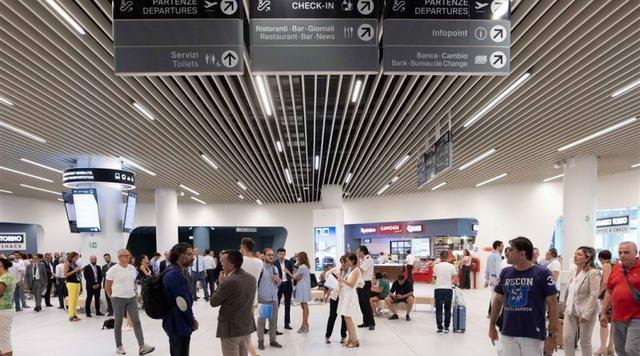 Бесплатный интернет в аэропортах Италии