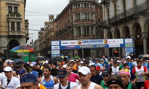 Турин марафон