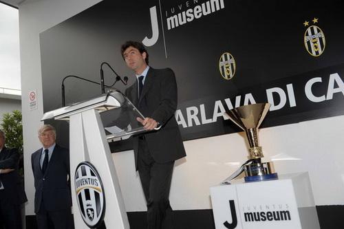Как открывали музей ювентус События Турина июнь 2013