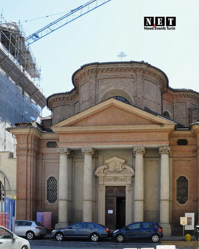 Biserica Ortodoxa Moldoveneasca in Torino Sf. Nicolae