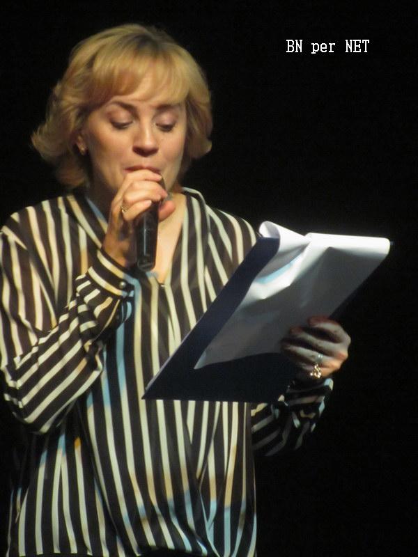 Руководитель русского театра в Италии Ольга