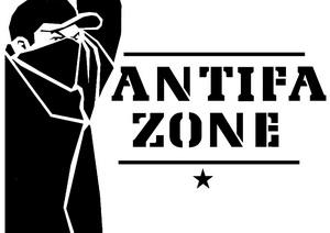 Антифашистская зона в Турине