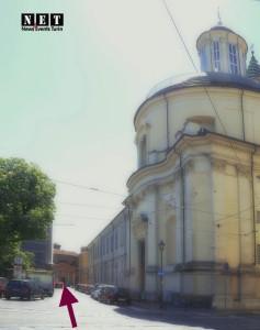 Молдавская церковь Турин
