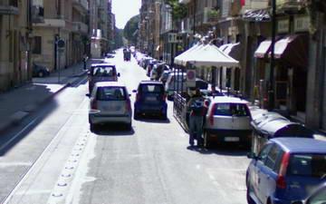 Пешеходные улицы Турина