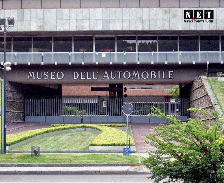 Музей автомобилей в Турине
