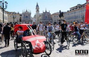 Велопарад в Италии Турин 2013 фото и видео