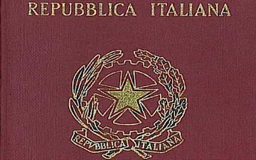 Passaporto italiano 2013