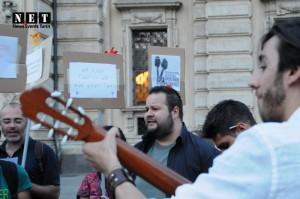 Турин турки поют белла чао