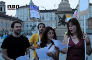 Турецкие женщины в Турине