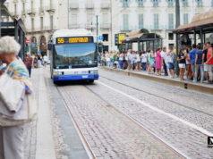 Задерживается автобус в Турине Вам возвратят деньги