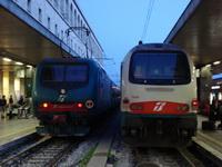 Забастовка поездов Пьемонте