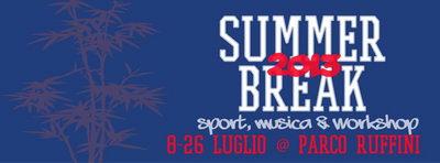 Parco Ruffini Torino Summer Break