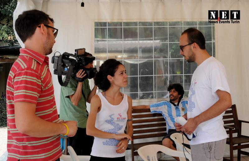 Интервью экологического лидера в Турине