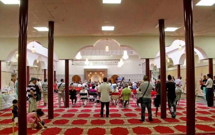 Ислам Италия Турин новая мечеть в городе