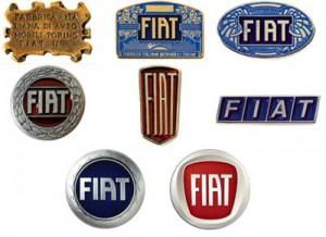 Логотипы Фиат
