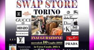 Магазин обмена товарами и услугами в Турине - Swap Store Torino