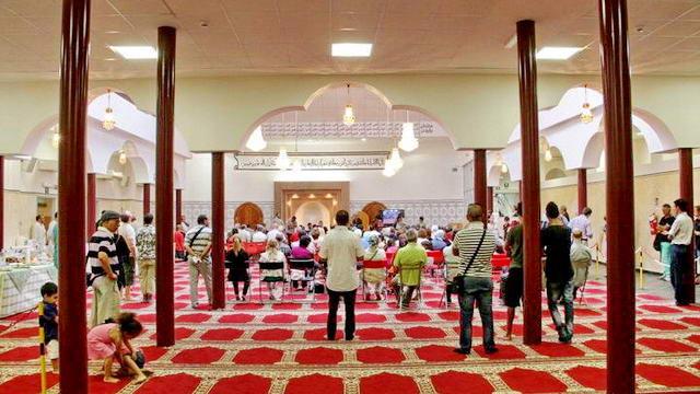 Новая мечеть в Турине Новая мечеть в Европе Италия