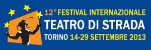 Фестиваль уличного театра в Турине 2013
