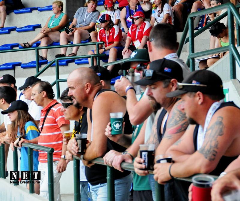 – Softball Torino WMG pubblico