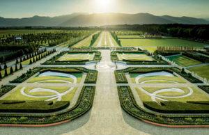 Королевская резиденция Venaria Reale - программа мероприятий в Турине.