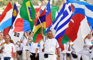 Всемирные игры ветеранов спорта в Турине - Спорт в Италии