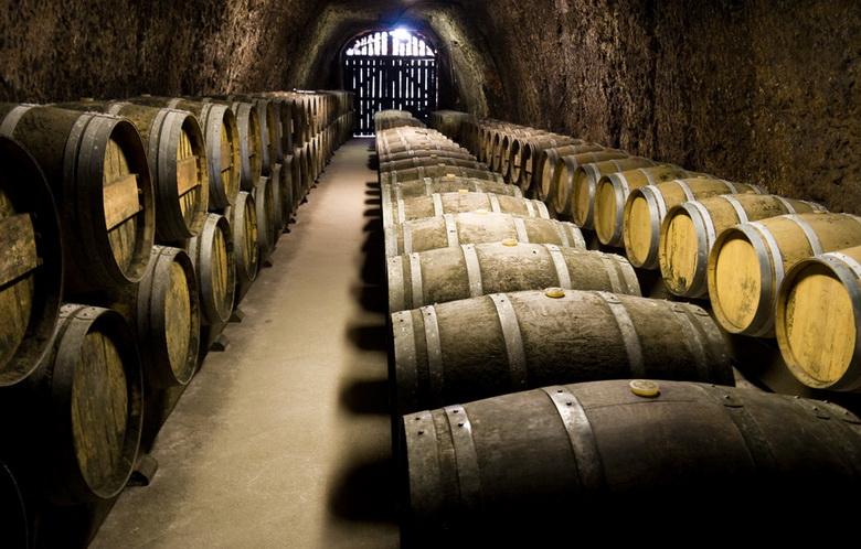 В Турине много хорошего вина из подвалов Пьемонта Земли итальянского вина