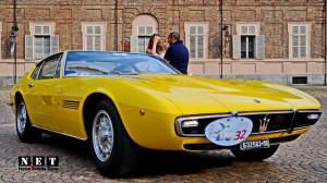 Concorso d'eleganza Torino auto d'epoca 2013