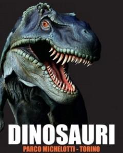 Динозавры в Турине италия