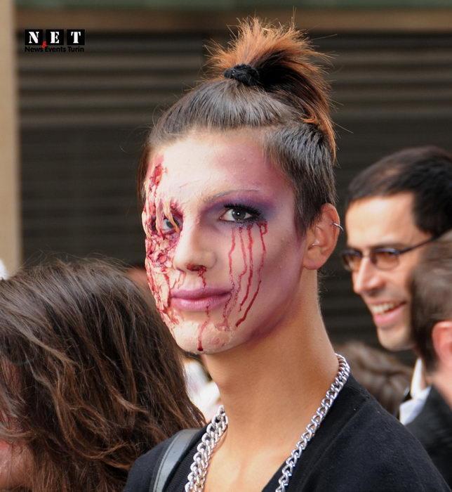 Zombie Walk Torino 2013