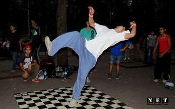 Street Dance Jam – Chisinau 2013