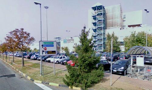 Торговый центр Le Gru в Турине
