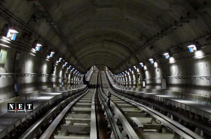 Автоматическое метро Турин Италия