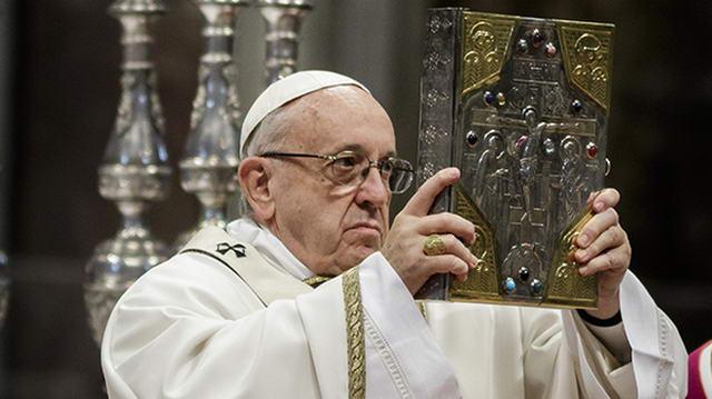 Книжная ярмарка отослала приглашение Папе Римскому Франциску
