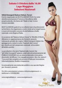 Национальные конкурсы красоты в Италии Турин