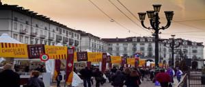 Шоколадный фестиваль в столице Пьемонта