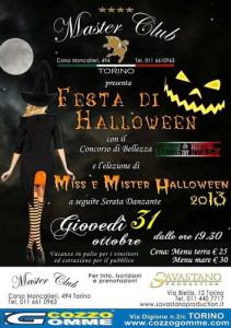 Хэллоуин в Турине