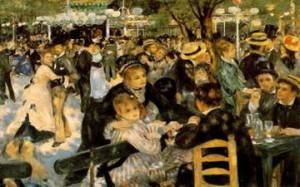 Выставка Ренуара в Турине музей современного искусства