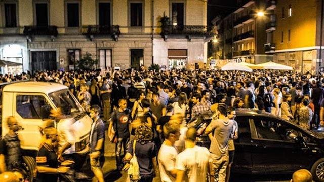 Ночные клубы Турина, дискотеки, бары, рестораны в Турине.