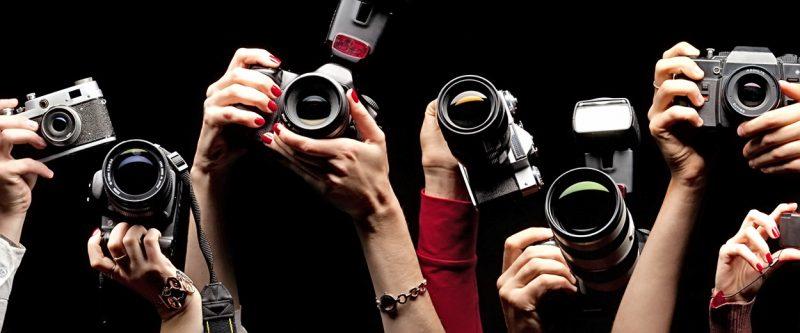 Фотографы пулеметчики в Италии