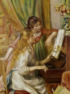 Турин выставляет картины художника Ренуар