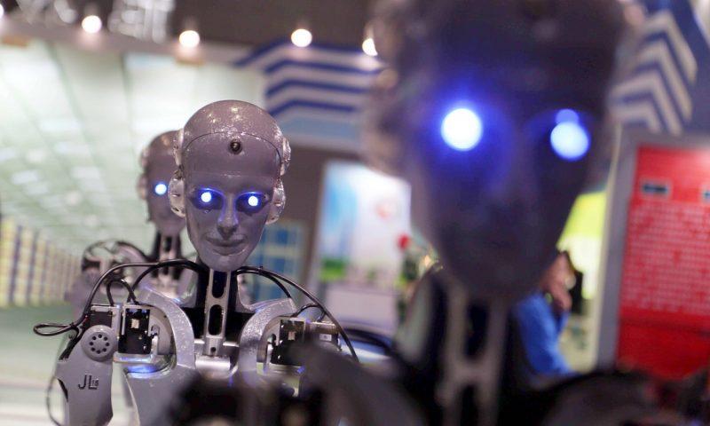 Роботы свадебные фотографы в Италии