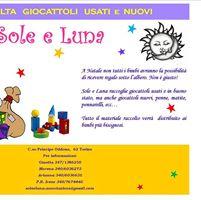 Сбор игрушек для Рождества в Турине