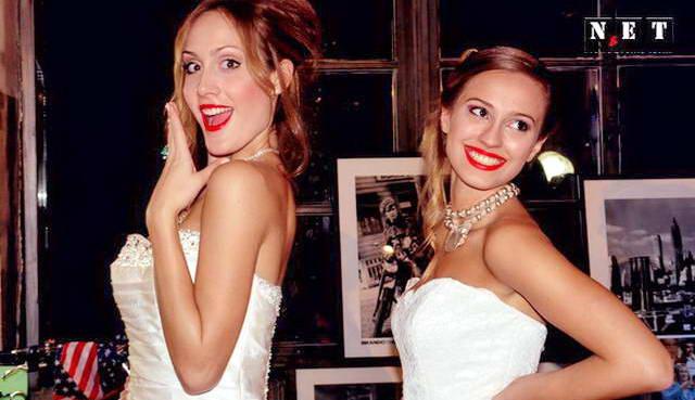 Вечер моды Турин и Нью Йорк в Италии