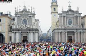 Марафон в Турине - XXVII Torino Maratona 2013 foto video