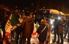 9 декабря массовая забастовка в Италии Турин.