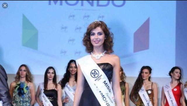 Конкурс красоты в Турине Мисс Мира