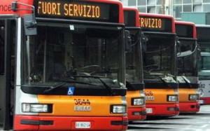 Итальянец угнал автобус из-за обиды на забастовщиков