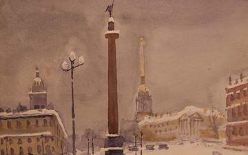 Выставка живописи из Санкт Петербурга в Турине